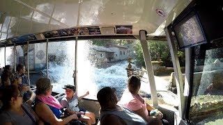 Universal Studios Tram Tour Full Ride (4K)