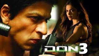 Shahrukh Khan And Deepika Padukone in DON 3 ?