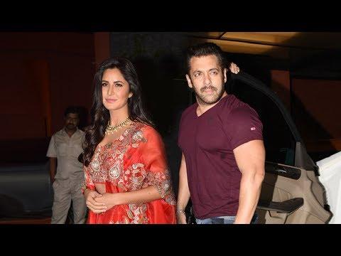 Xxx Mp4 Salman Khan And Katrina Kaif Together At Arpita Khan S DIWALI Party 2017 3gp Sex