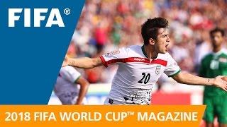 My World Cup Dream: Sardar Azmoun (Iran)