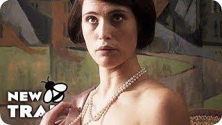 VITA AND VIRGINIA Trailer (2019) Gemma Arterton, Elizabeth Debicki Romance Movie