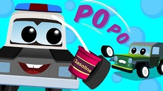 KIDS TV CHANNEL | Zeek And Friends | Po Po Yes Papa | Children Nursery Rhymes For Kids And Babies