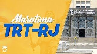 Maratona TRT-RJ |  10h de Aulas Gratuitas
