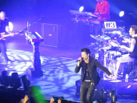 The Man Who Can't Be Moved - The Script Live in Manila (#3 World Tour)