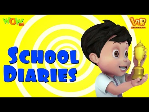 School Diaries - Vir Compilation - Live in India As seen on Nickelodeon As seen on Nickelodeon
