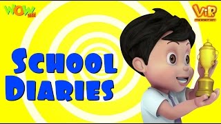 School Diaries - Vir: The Robot Boy Compilation - As seen on Hungama TV