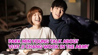 Park Min Young Responds To Ji Chang Wook