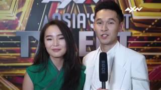 Behind the Curtain with Canion Shijirbat – VOTE NOW | Asia's Got Talent 2017