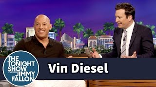 Vin Diesel Is Afraid of Roller Coasters