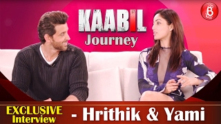 Hrithik Roshan And Yami Gautam Open Up About Their
