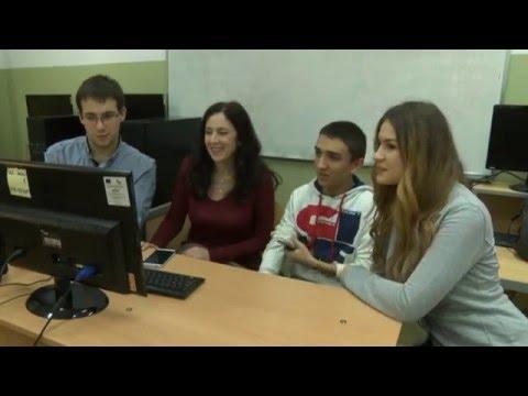 Gimnazija Svetozar Markovic Nis najbolja aplikacija 5 MTS konkursa B92