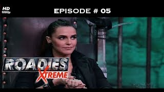 Roadies Xtreme - Episode  05 - Raftaar and Neha in tears