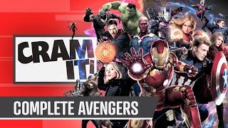 The COMPLETE MCU Recap | CRAM IT (Avengers: Endgame Edition)