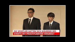 Japanische Basketballer nach Hause geschickt