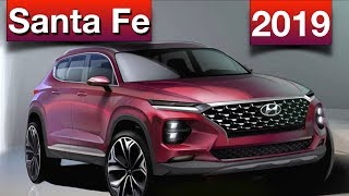 New Hyundai Santa fe sport | 2019 | Redesign | interior | price | canada | usa| Cargurus| top 10