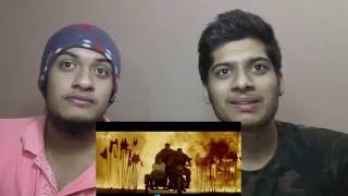 DISHOOM official TRAILER REACTION