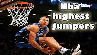 TOP 10 Verticals in NBA Draft History