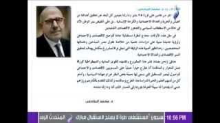 مشروع مصر المستقبل للدكتور محمد البرادعى