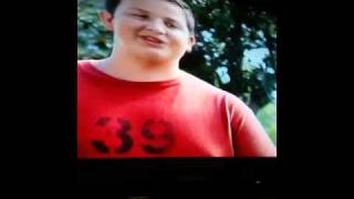 Gibby [from Icarly] on a Commercial