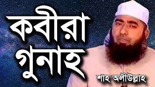 Bangla owaj Kobira Gunah by Shaikh Shah Oliullah - Bangladesh