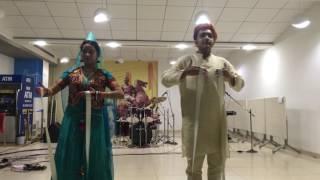 Chaudhary, Amit Trivedi, Rajasthani puppet dance
