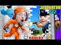 Download Video ROBLOX JAILBREAK! FGTEEV Escapes Jail @ 3am! Corrupt Cop Chase & Baby Shawn! Best Prison Ever (#32) 3GP MP4 FLV