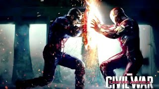 Captain America: Civil War Official Main Theme
