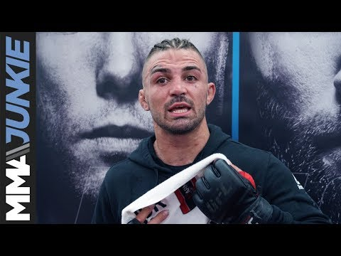 Xxx Mp4 UFC On FOX 28 S Mike Perry Talks To Media After His Open Workout In Orlando 3gp Sex