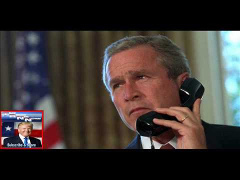 watch THE GLOVES ARE OFF George W  Bush Just Broke His Silence On Obama…