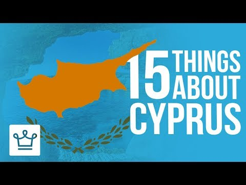 Xxx Mp4 15 Things You Didn't Know About Cyprus 3gp Sex