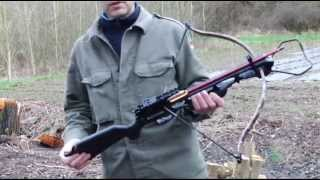 Friends of the Crossbow 2 :  more Jaguar 150 lbs Recurve Crossbow
