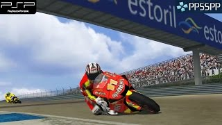 MotoGP - PSP Gameplay 1080p (PPSSPP)