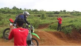 Klx 150 bf test ride
