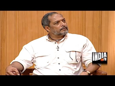 Nana Patekar in Aap Ki Adalat (Part 1) - India TV