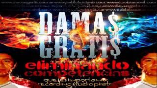 DAMAS GRATIS - 06 - Tengo un dios (feat. Raul Ramirez) || Eliminando Competencias 2014 ||