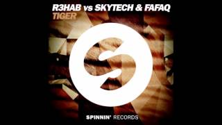 R3hab vs Skytech & Fafaq - Tiger [OUT NOW]