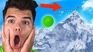 IMPOSSIBLE HOLE IN ONE! (Golf With Friends)