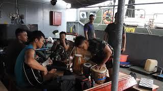 Yonbekang-4/Air Dangdut Jaran Goyang Satgas BKO Ambon 2017