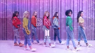 BTS (방탄소년단) - DNA dance cover by RISIN' CREW from France (girls ver.)