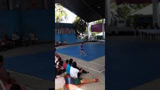 Chryswil Light Jumao-as - Artistic Gymnastics (Rope) - Provincial Meet - Nov. 27, 2017 - Carmen,Cebu