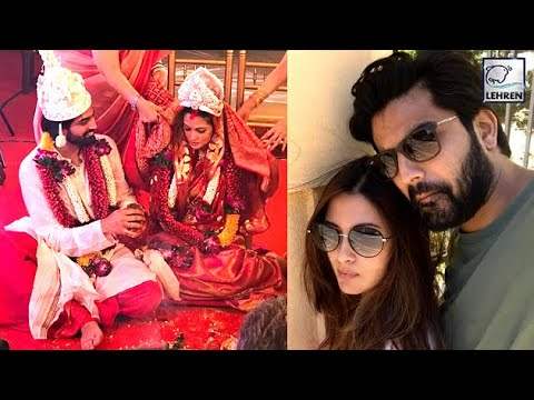 Riya Sen SECRETLY Tied The Knot With Boyfriend Shivam Tewari! | LehrenTV
