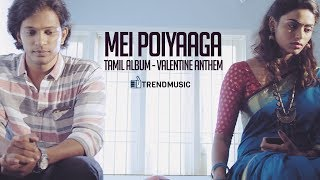 Mei Poiyaaga | Tamil Album |  Valentine Anthem |  Santhan Anebajagane | TrendMusic