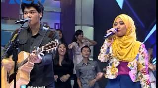 fatin shidqia feat the overtunes - 39;kaulah kamuku39; - dahsyat 14 mei 2014