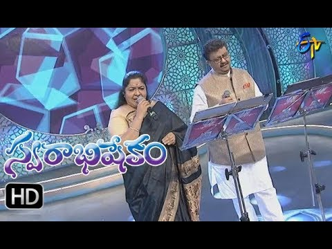 Xxx Mp4 Priya Raagaley Gundelona Song SP Balu Chitra Performance Swarabhishekam 27th August 2017 3gp Sex