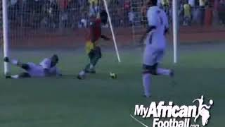 QWC 2010 Guinea vs. Namibia 4-0 (22.06.2008)