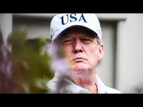 We've Now Spent 77 MILLION On Trump's Golf Trips