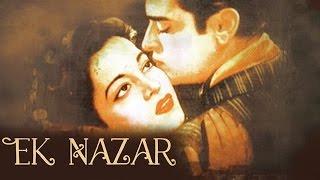 Ek Nazar (1951) Hindi Full Movie | Karan Dewan | Gope | Nalini Jaywant | Hindi Classic Movies