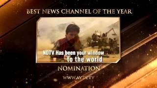 NOMINEE - AVTA2015 - NDTV