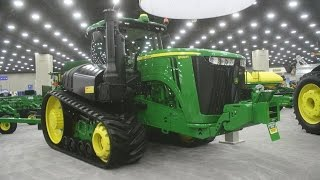 John Deere Exhibit at the 2015 National Farm Machinery Show