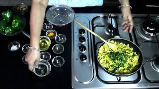 Stuffed capsicum recipe -  Bharwan shimla mirch recipe
